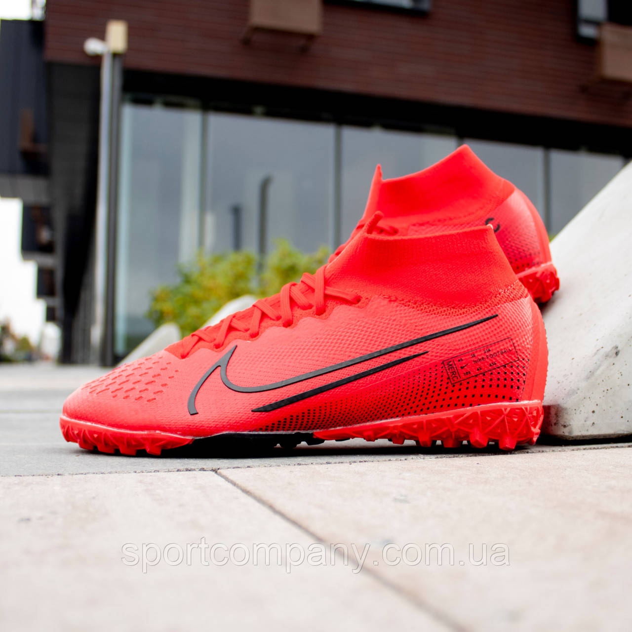 Сороконожки Nike Mercurial Superfly 7 Elite (39-45)