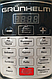Мультиварка Grunhelm MPC - 15 B (объём 4 л, 11 программ приготовления пищи, 2 года гарантии), фото 5