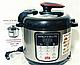 Мультиварка Grunhelm MPC - 15 B (объём 4 л, 11 программ приготовления пищи, 2 года гарантии), фото 2