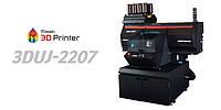 Анонсирован компактный полноцветный струйный 3D-принтер Mimaki  3DUJ-2207