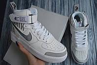 Кросовки спортивные женские Nike air Force 1 Mid LV8 весенние кросовки