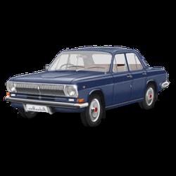 Подкрылки для ГАЗ (GAZ) Волга 2410 1985-1992