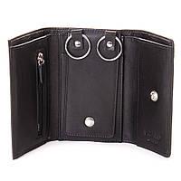 Мужская ключница-портмоне Picard кожаная черная (9132 schwarz)