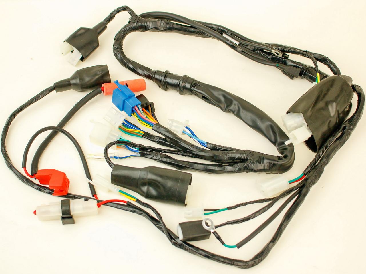 LX250GY-3 SX2  Электропроводка центральная Loncin - 271231751-0001