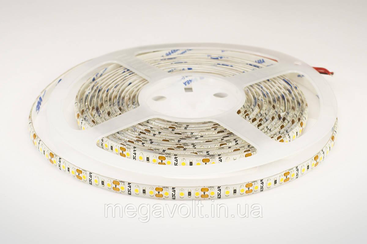 Светодиодная лента ESTAR SMD 3528/120 (IP65) premium 12V тёпло-белая (2900-3200К)