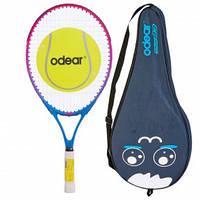 Ракетка для великого тенісу дитяча різнобарвна ODEAR (СПО BT-3501-23)