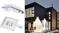 Вуличний ліхтар Gutter Sensor на сонячній батареї з датчиком руху Настенный уличный фонарь с датчиком движения
