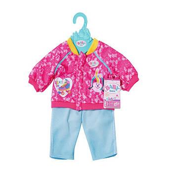 Набір одягу для ляльки Baby Born - Кежуал Сестрички (рожевий) 828212-1