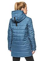 Демісезонна куртка Ярина Джинс Розмір 44