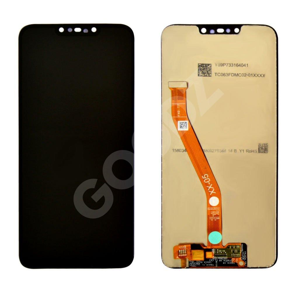 Дисплей для Huawei P Smart Plus Nova 3i (INE-LX1) с тачскрином в сборе, цвет черный, уценка