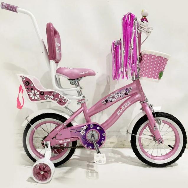 Детский велосипед Flower Rueda 14
