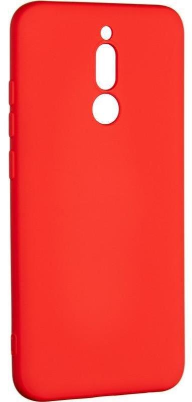 Xiaomi Redmi 9a Чохол-накладка Full Soft Case Full Soft Case Red