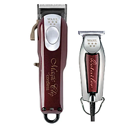 Набор машинок для стрижки Wahl Magic Combo 5 star (MagicClip Cordless + Detailer Wide)