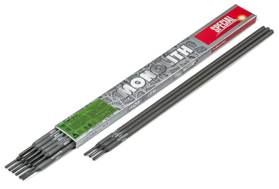 Электроды для наплавки Монолит Т-590 Ø 4 мм (упаковка - 1 кг)