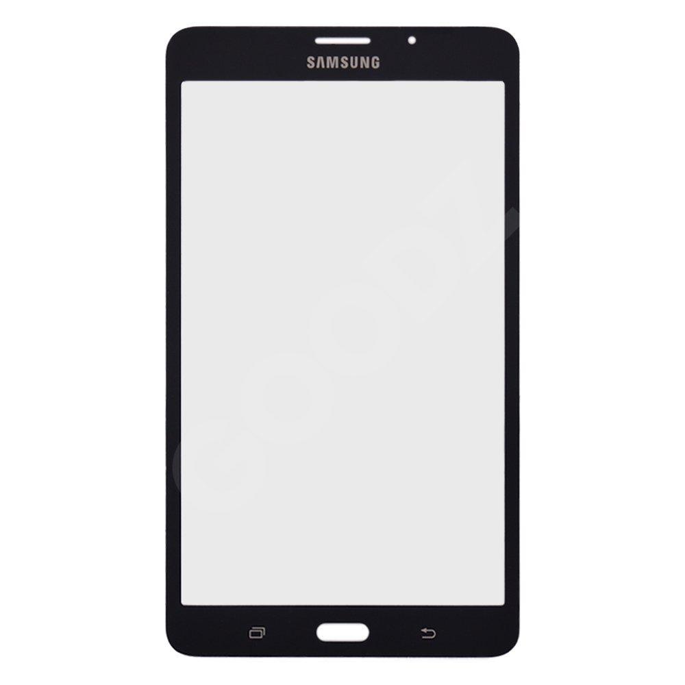 Стекло корпуса для Samsung T285, цвет черный