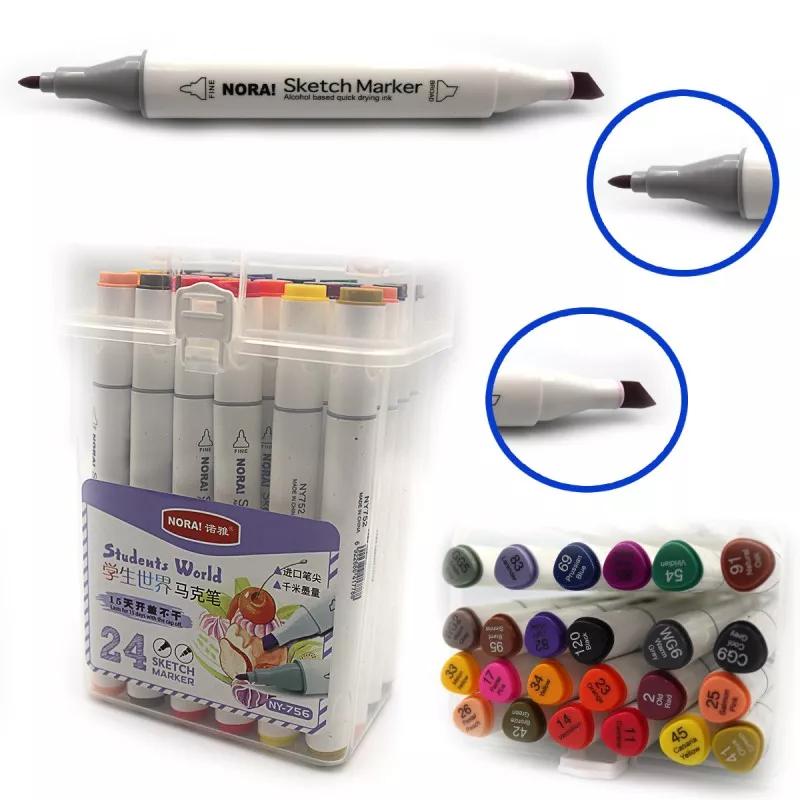 Набір скетч-маркерів Josef Otten 24 кольори