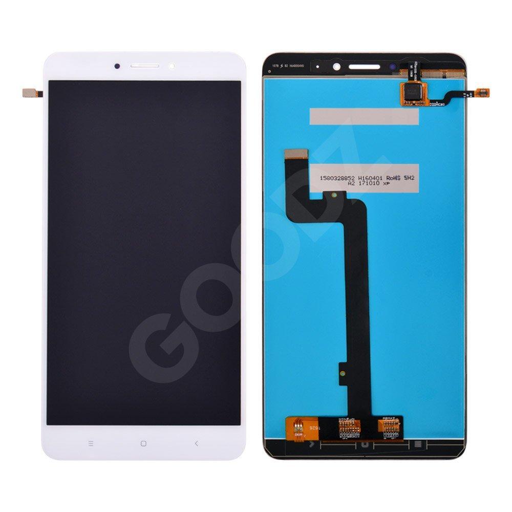 Дисплей Xiaomi Mi Max 2 с тачскрином в сборе, цвет белый
