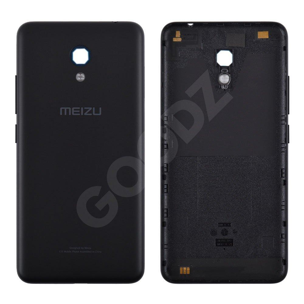 Задняя крышка для Meizu M5C, цвет черный