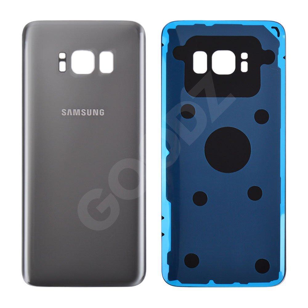 Задняя крышка Samsung G950F Galaxy S8 (2017), цвет серебро