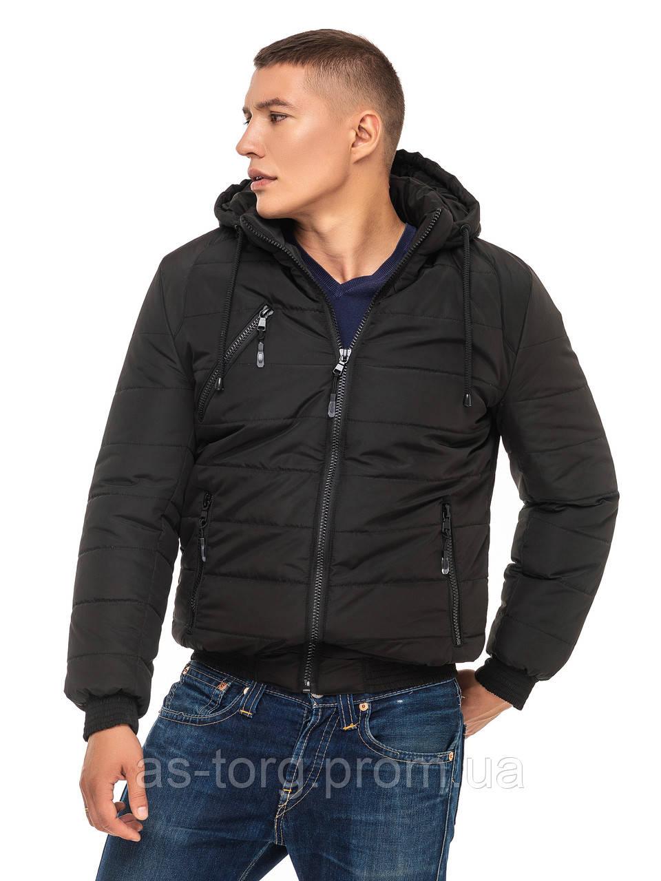 Куртка Лев Черный Размер 48