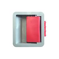 Ручка для пожарного шкафа RZ L267, пластик