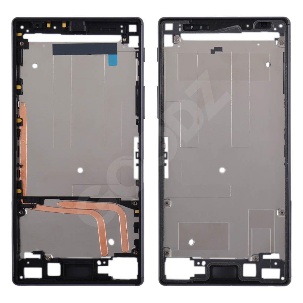 Рамка дисплея для Sony E6603 E6653 E6683 Xperia Z5, цвет черный