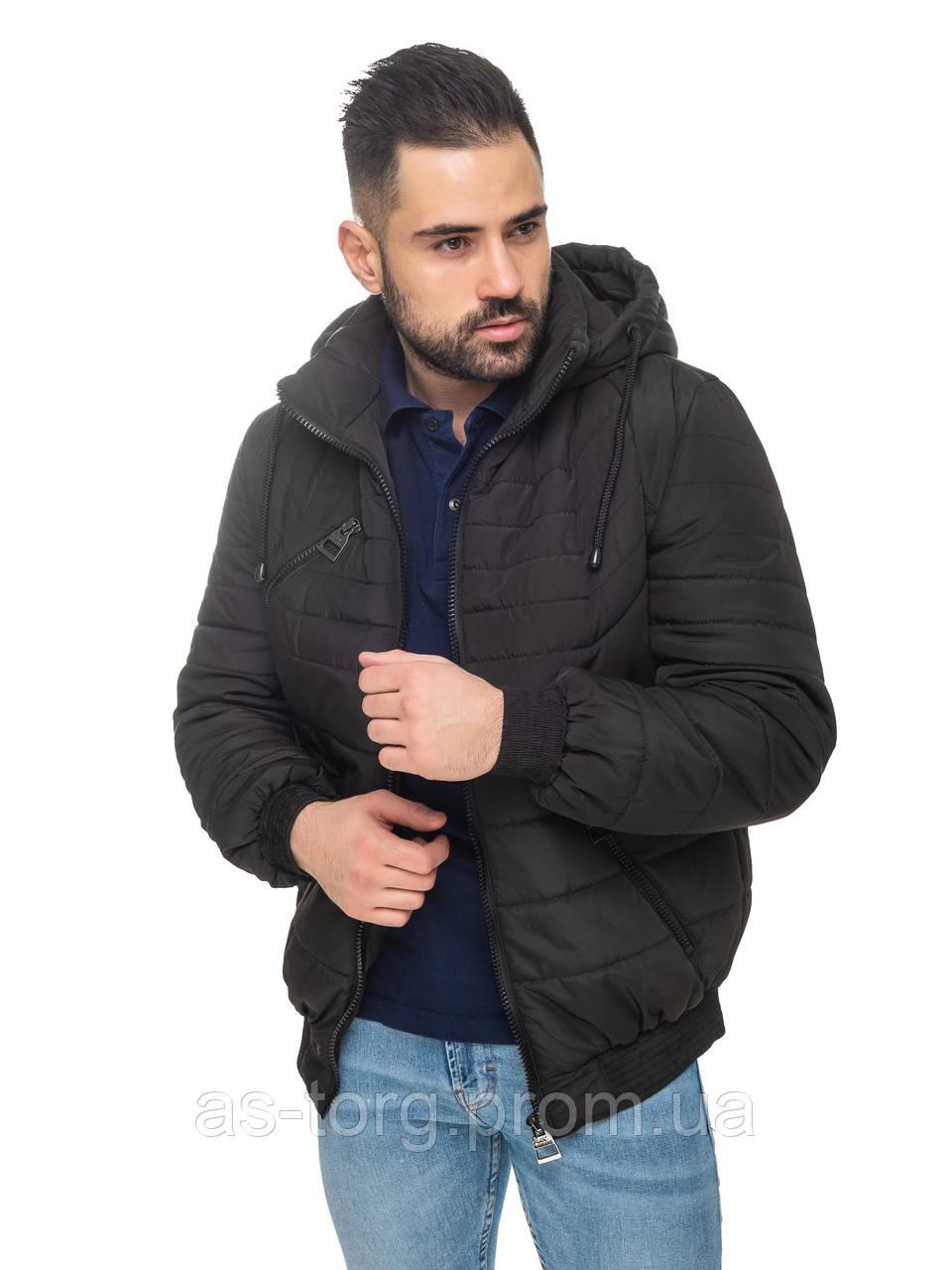 Короткая куртка Архип Черный Размер 48