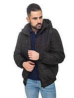 Короткая куртка Архип Черный Размер 48, фото 1