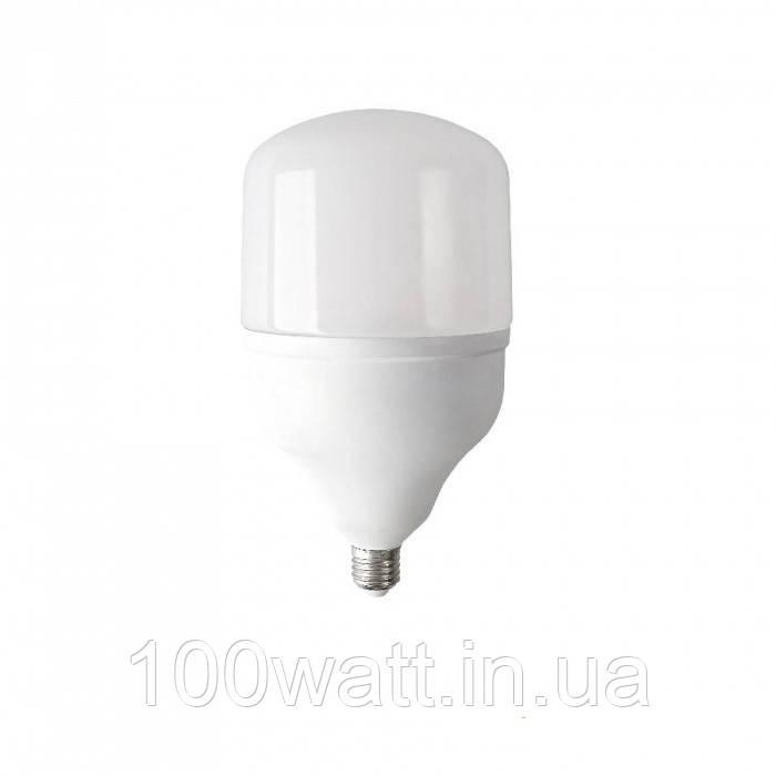 Лампа светодиодная высокомощная 50Вт 4200К (VIS-50-E27)