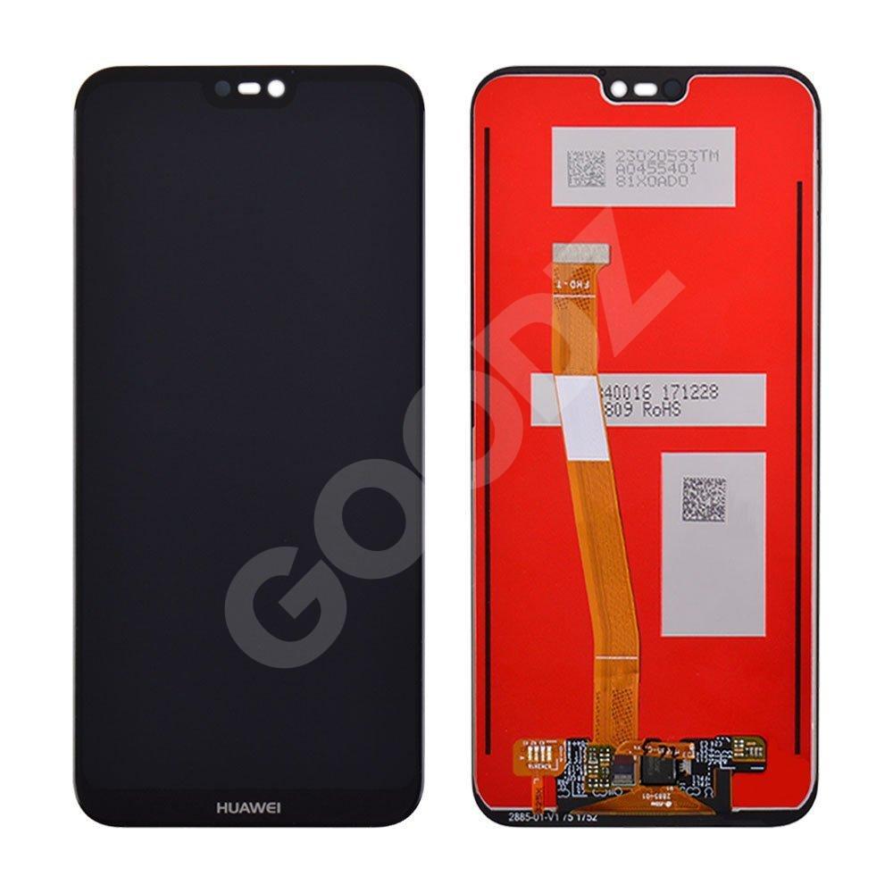 Дисплей для Huawei P20 Lite, Nova 3e (ANE-L21, ANE-LX1) с тачскрином в сборе, цвет черный, уценка