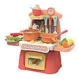 Игровой набор Кухня 889-173 свет звук 26 деталей Пром, фото 2