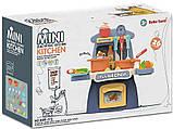 Игровой набор Кухня 889-173 свет звук 26 деталей Пром, фото 5