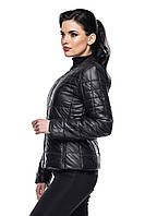 Короткая куртка Марта Черный