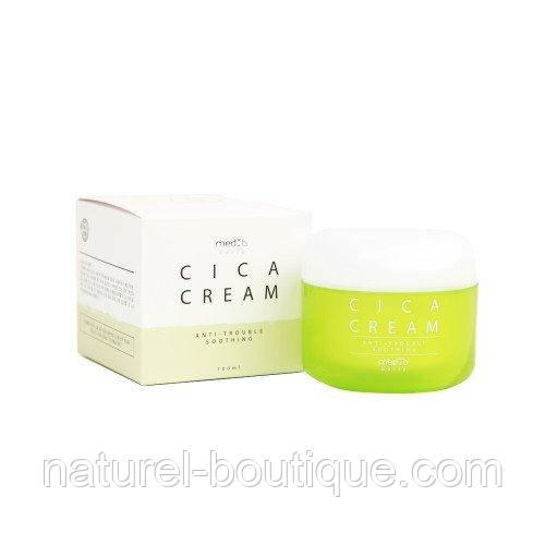 Крем для лица MED B Daily Cica Cream с центеллой