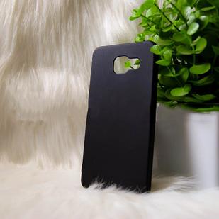 """Силиконовый чехол Samsung A310 / A3 2016 """"Cool Black"""" Черный (black)"""