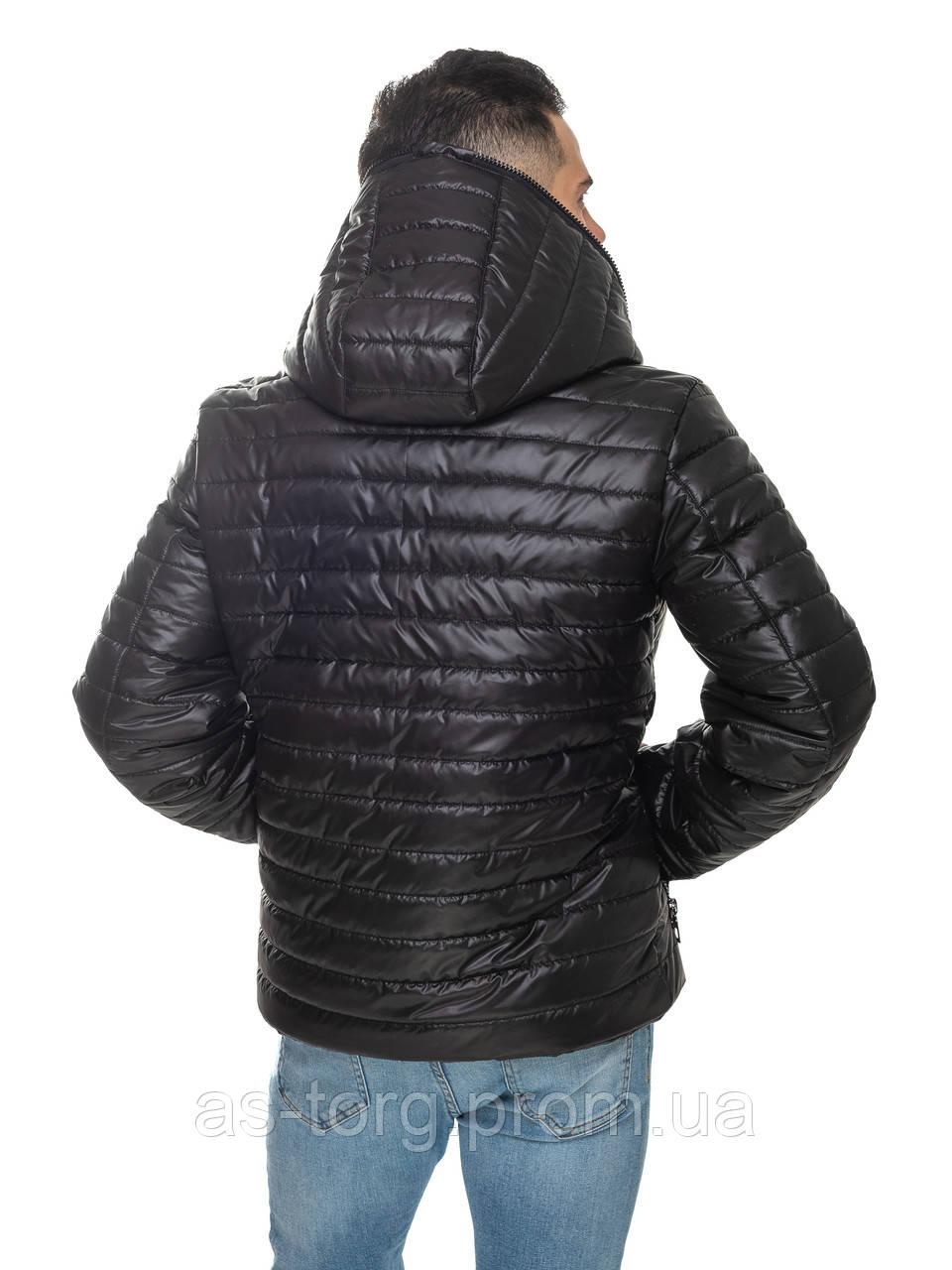 Удлиненная куртка Захар Черный Размер 50