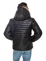 Удлиненная куртка Захар Черный Размер 50, фото 1