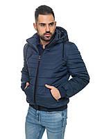 Короткая куртка Архип Синий Размер 50, фото 1