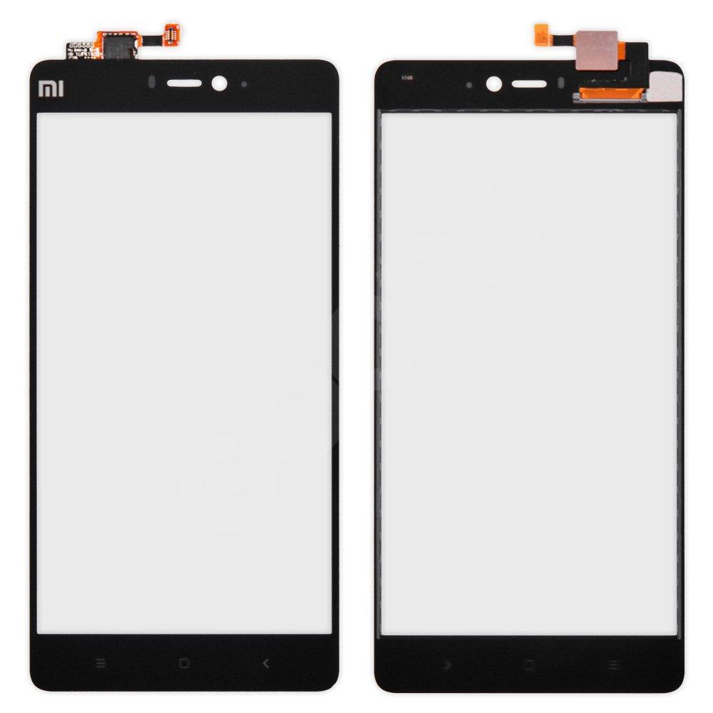 Тачскрин Xiaomi Mi4i, Mi4c, цвет черный