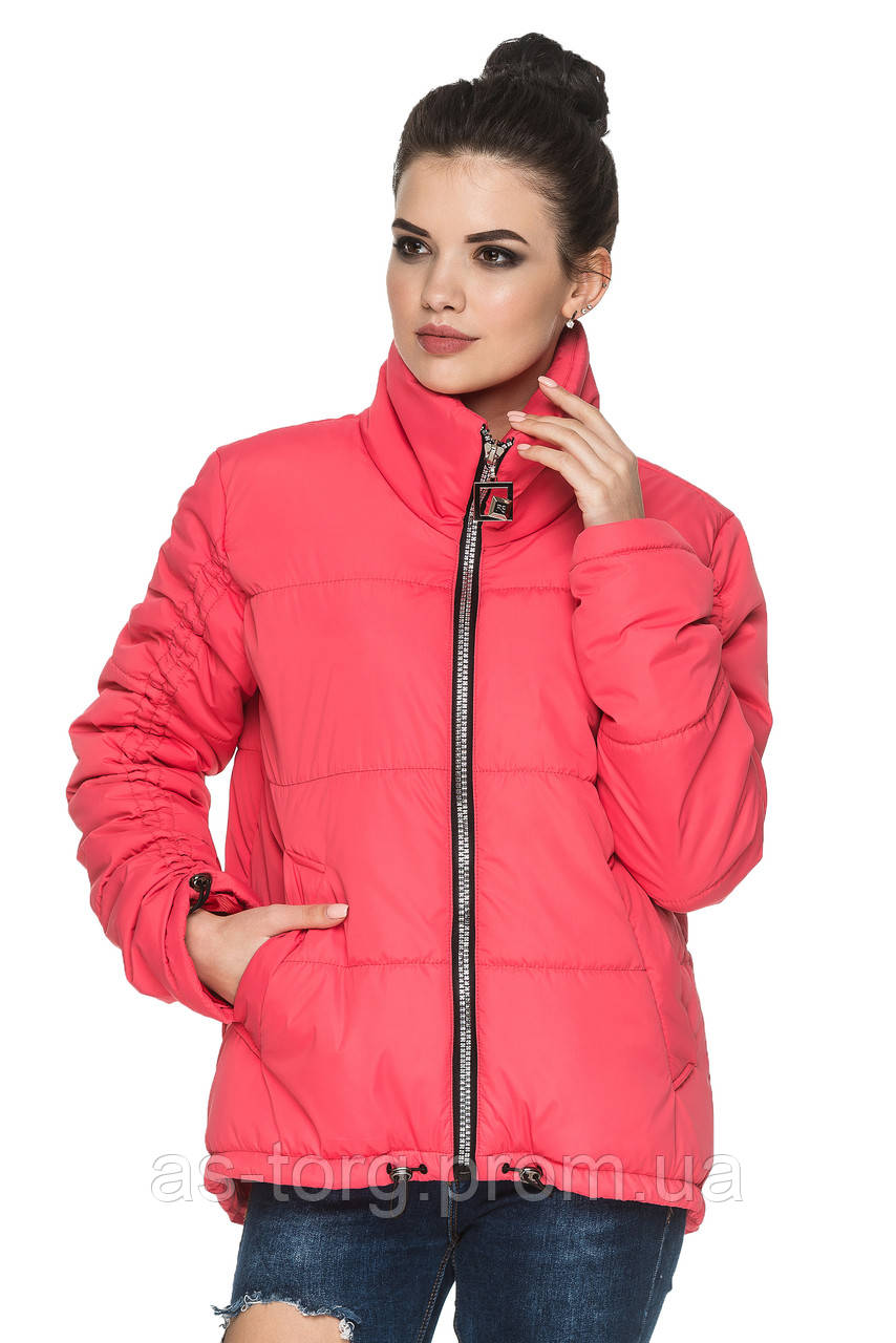 Куртка Гера Коралловый Размер 52