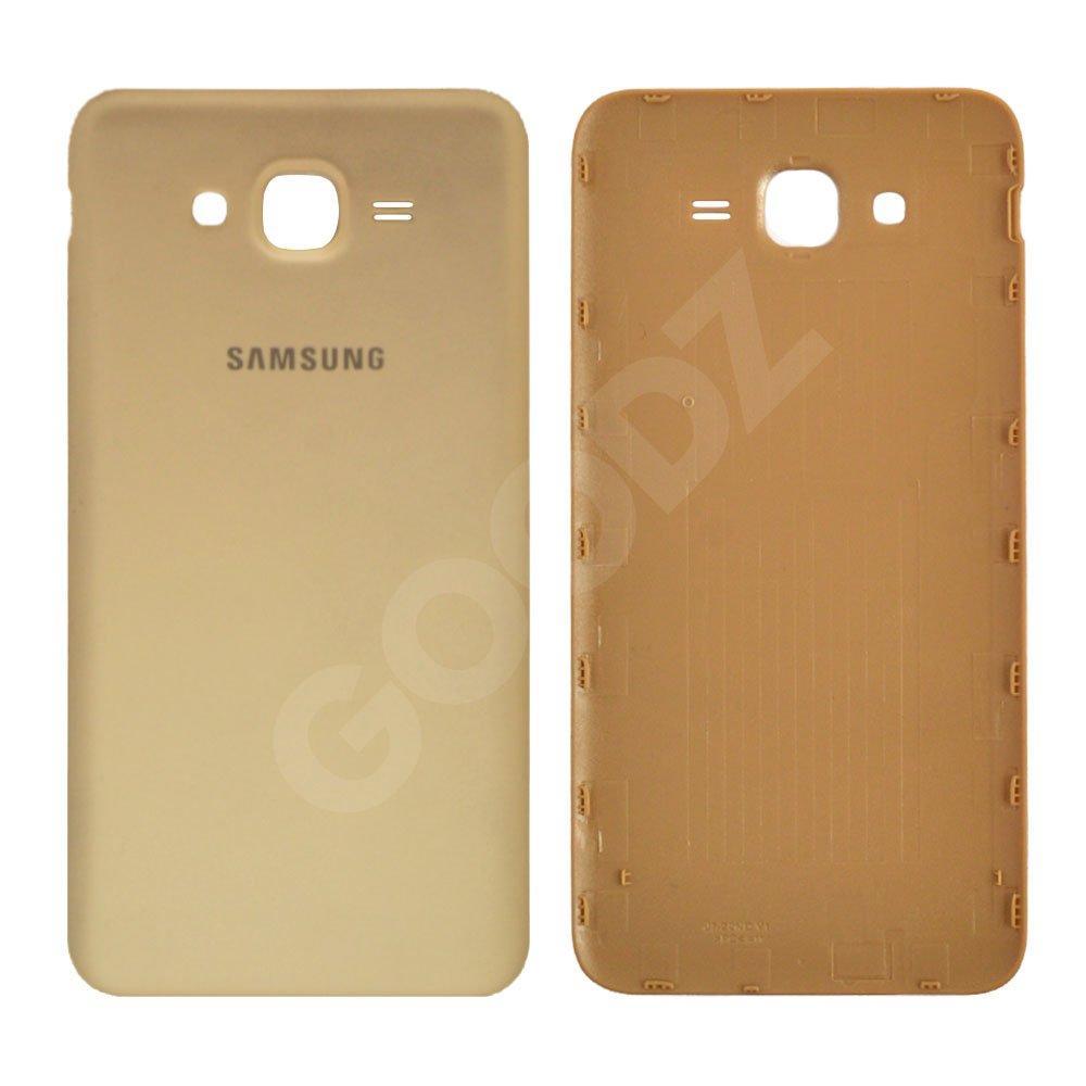 Задняя крышка Samsung J700H, J700F, J700M, DS Galaxy J7 (2016), цвет золотой