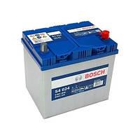 Аккумулятор 60Ач 540А BOSCH S4024 12В R