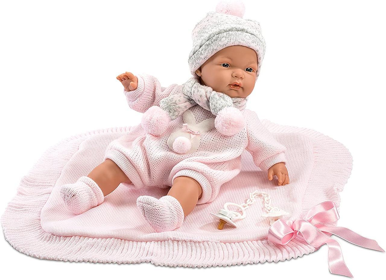 Кукла Llorens Жоэль Лоренс Joelle 38 см 38938 интерактивная