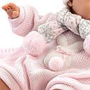 Кукла Llorens Жоэль Лоренс Joelle 38 см 38938 интерактивная, фото 4