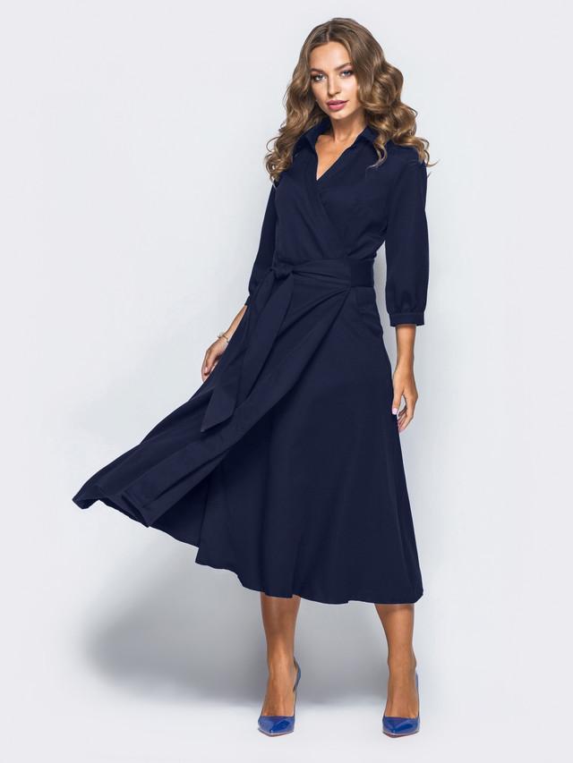 Жіноче плаття на запах Grant