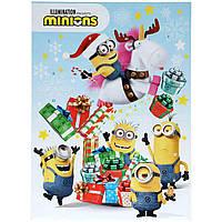 Рождественский календарь Minion 75 g