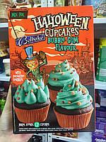 Набор для выпечки Halloween Cupcakes Bubble Gum 350 g