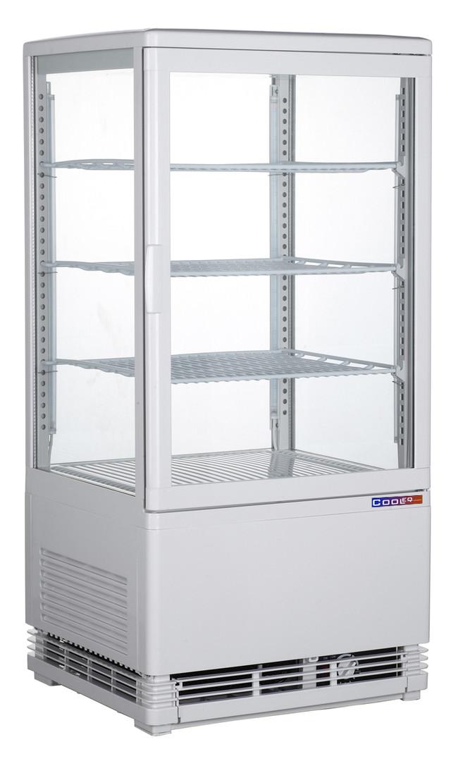 Фото Витрина холодильная настольная Cooleq СW-70