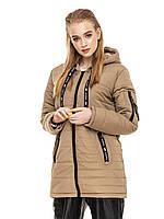 Удлиненная куртка Астара Оливковый