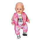 Набор одежды для куклы Baby Born - Трендовый розовый 828335, фото 2